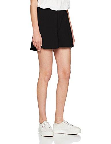 Pantaloncini Pieces black Shorts Noos Pcdonni Nero Donna 4nwxBAqtx1