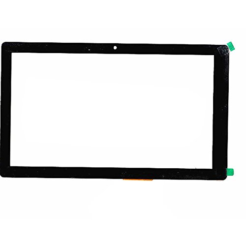 Black Color EUTOPING R New Touch Screen Panel Digitizer for Trio stealth-10 mst10-21