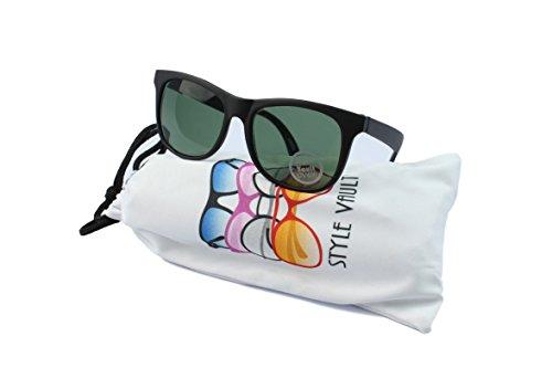 KD3006-op Kids Babies (0~1) Year Old Wayfarer Sunglasses (866 Mt - Wayfarer Sunnies