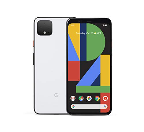 Google Pixel 4 XL – Clearly White – 64GB – Unlocked