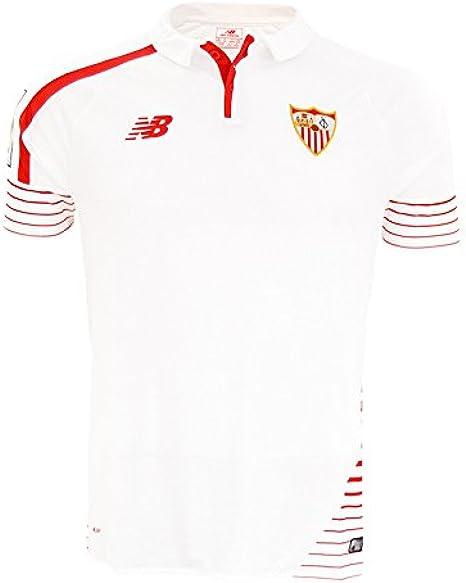 1ª Equipación Sevilla FC 2015/2016 - Camiseta oficial New Balance ...