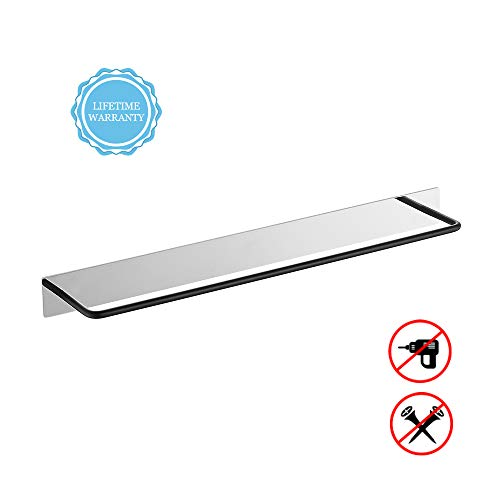 self adhesive towel bar 18 inch buyer's guide for 2019