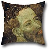 [16 X 16 Inches / 40 By 40 Cm Oil Painting Jaume Mateu - Peter IV The Ceremonious Throw Pillow Covers ,2 Sides Ornament And Gift To Divan,husband,dance Room,relatives,home] (Simple Nursery Rhyme Costumes)