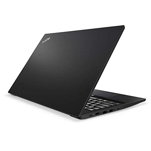 "Lenovo ThinkPad E580 Flagship 2019 Premium 15.6"" FHD IPS Business Laptop, Intel Core i5-7200U 2.5GHz 12GB DDR4 256GB PCIe NVMe SSD 1TB HDD HDMI WiFi BT 4.0 USB-C Fingerprint Reader Dolby Audio Win 10"