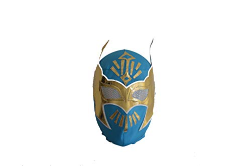 Sin Cara Lycra Lucha Libre Mask for Adult and Child Luchador Mask -