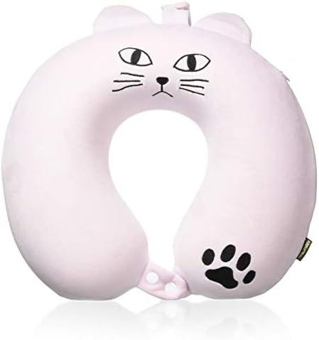 低反発枕 HAP7063 ネコ 猫耳 32 cm 0.26kg