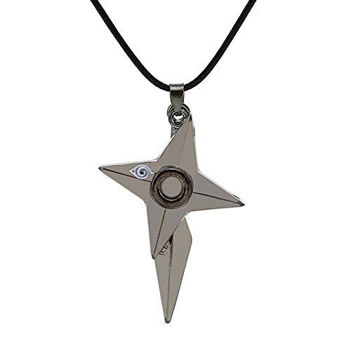 Collar Kunai Shuriken Dart Arma Konoha Logo Uzumaki Naruto ...