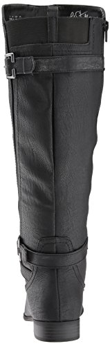 High LifeStride Knee Black Women's Francesca Boot xww4q1pPFT