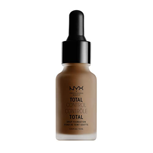 NYX PROFESSIONAL MAKEUP Total Control Drop Foundation, Cocoa