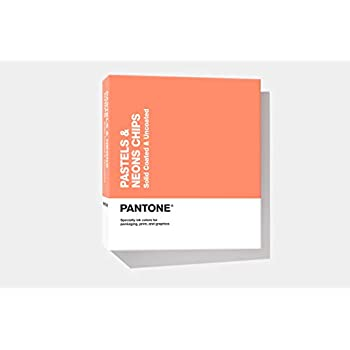 Pantone GB1504A Pastel and Neon Chip Book - 2019 Edition