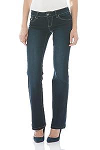 Suko Jeans Women's Boot Cut Stretch Denim - Mid Rise Pants