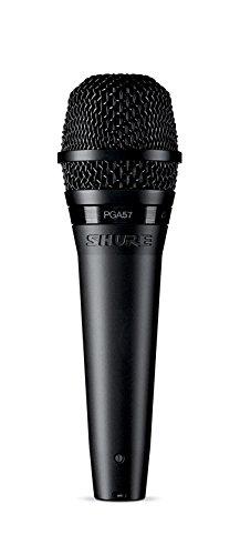 Shure PGA57-XLR Cardioid Dynamic instrument Microphone (Microphone Dynamic Cardioid Shure)