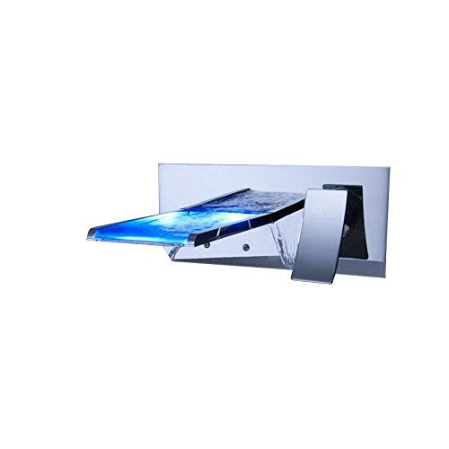 in wall waterfall faucet - 4