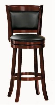 Homelegance Shapel Swivel Pub Height Barstool
