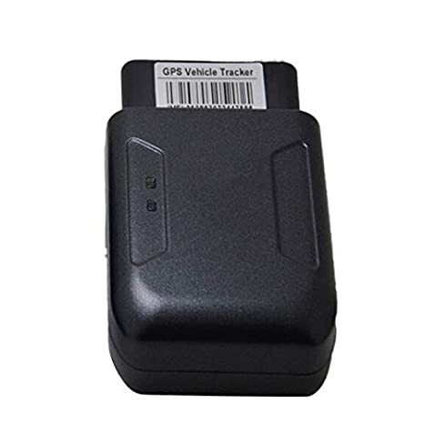 Amazon.com: BEESCLOVER Mini TK206 OBD2 rastreador de coche ...