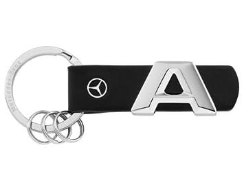 Amazon.com: Verdadero Modelo de Mercedes Benz Llavero Series ...