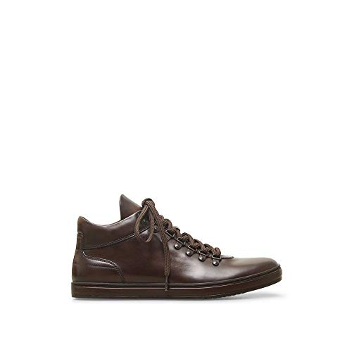 Kenneth Cole New York Men's Brand Tour Pb Sneaker, Brown Leather, 11 M US (York Kenneth Keep Cole New)