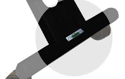 Cinius sedia ergonomica con schienale nera: amazon.it: casa e cucina