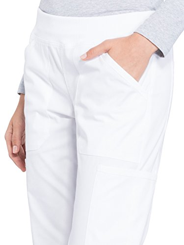 Cherokee Workwear Professionals WW170 Cargo Pant- White- 3X-Large by Cherokee Workwear Professionals (Image #3)
