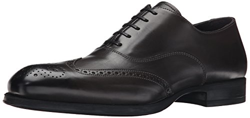 To Boot New York Men's Dodd Oxford, Parmadoc Piombo, 7.5 M (To Boot New York Wingtips Oxfords)