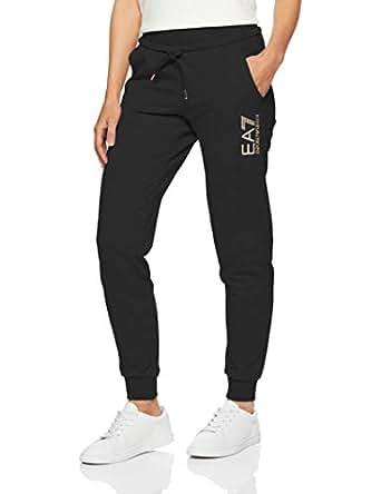EA7 Emporio Armani Women's Trousers, Black, XS