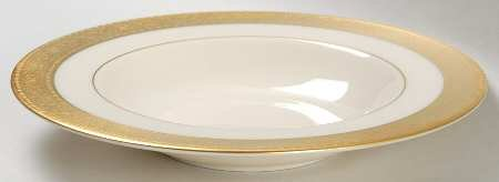 (Lenox Westchester Rim Soup Bowl, Fine China Dinnerware)