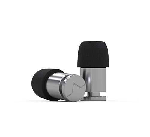 Aluminium Audio - Flare Audio - Isolate Ear Protection Earplugs