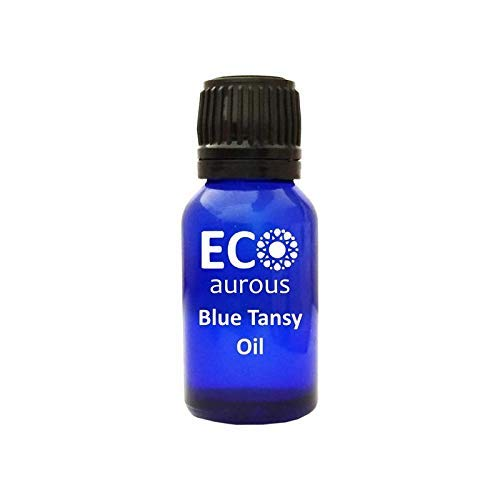 - Blue Tansy Oil 100% Natural, Organic, Vegan & Cruelty Free Blue Tansy Essential Oil by Eco Aurous (10ml (0.33oz))