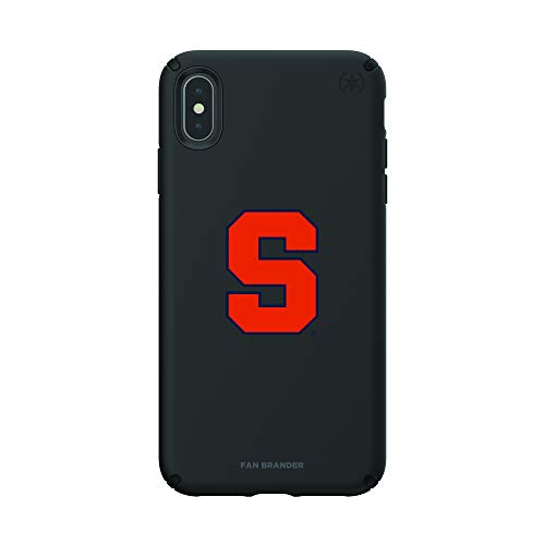 - Fan Brander NCAA Phone case, Compatible with Apple iPhone Xs Max and with Speck Presidio Series (Syracuse Orange)