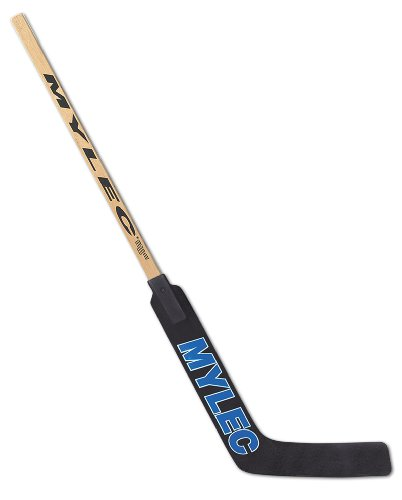 Mylec Junior Goalie Stick (Black,42-Inch) - Pro Goalie Stick