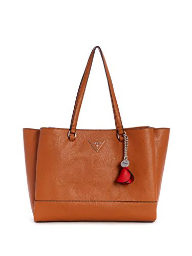GUESS Factory Women's Pompeo Logo Tote ()