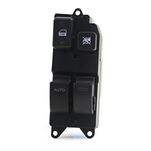 uxcell Front Left Power Window Control Switch 84820-16060 for 1989-2000 Toyota Pickup T100 Tacoma (00 Toyota Tacoma Pickup)