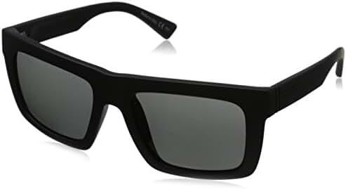 VonZipper Donmega Rectangular Sunglasses
