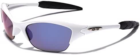 KIDS AGE 3-12 Half Frame Sports Sunglasses - Variety of Colors