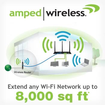 Amped Wireless High Power 700mW Dual Band AC Wi-Fi Access Poin