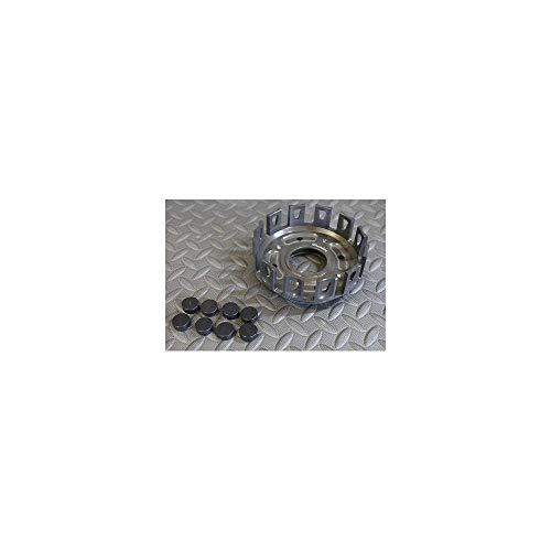 (NEW Chariot Billet aftermarket YAMAHA Banshee aluminum CLUTCH basket & cushions )