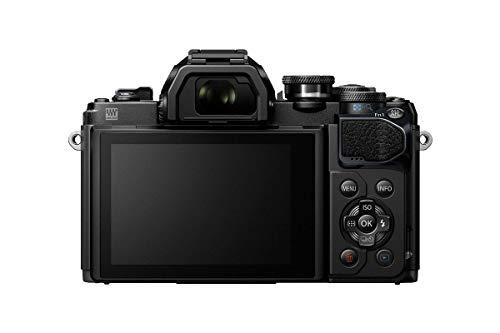 Olympus OM-D E-M10 Mark III Mirrorless Micro Four Thirds Digital Camera with 14-42mm EZ Lens & 16GB SDHC Card (Black… 4