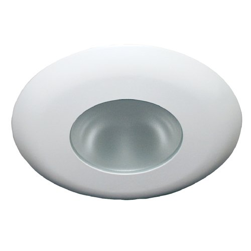 "Shower Trim with Diffused Lens Elco Lighting EL1512W 6/"" Low Voltage Retrofit Trim"