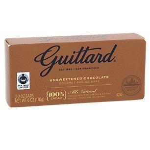 Unsweetened Chocolate Gourmet Baking ()