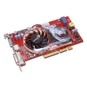 - CONNECT3D 6071 Connect 3D Radeon X850 Pro / 256MB GDDR3 / AGP 8x / DVI / VGA / TV Out