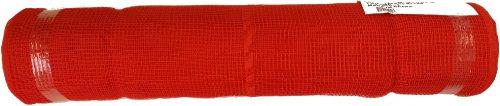 Kotap 8.5-ft x 150-ft Fire Retardant Vertical Safety Netting, High Visibility Orange, Item: SN-86150FR by Kotap