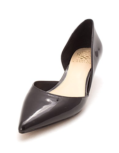 Black Leather D Toe Jordyna Pointed Womens Orsay Vince Camuto Pumps RP1txzHwq