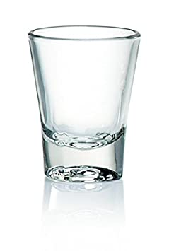 Ocean Solo Shot Glass Set, 60ml, 12-Pieces Whiskey Glasses at amazon