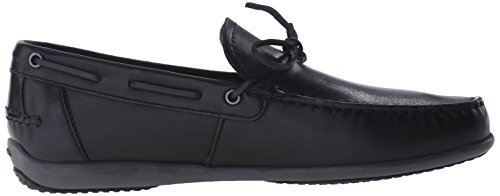 Loafer MASCANIO1 Slip Men's Black On Geox fSY1qn