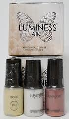 Luminess Air Brush Metallic Shimmer / Highlighter Kit