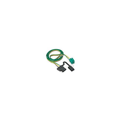 Tekonsha Trailer to Vehicle Wiring Connector Circuit Protected Converter 118669 ()