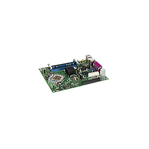 Chip Set Socket 775 (INTEL D945GRW New Pull. Socket775, Pentium, 945 chipset, 1PCI Express, DDR2, O Intel D945GRW LGA 775 Socket T Picobtx Motherboard 0675900746473)
