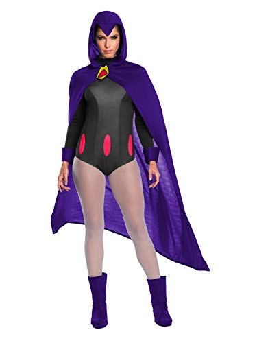 Rubie's Costume Co 700023-L Teen Titans Raven Women's Costume, Large]()