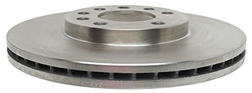 - ACDelco 18A1092A Advantage Non-Coated Front Disc Brake Rotor