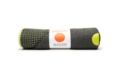 Manduka We Are One Collection Yoga Mat Towel, Thunder